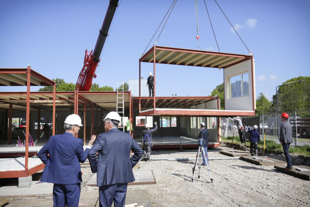 BUKO Huisvesting. Project in Heemskerk