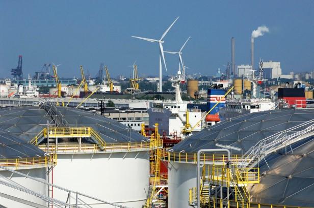 haven van Amsterdam heeft nieuw energieplatform