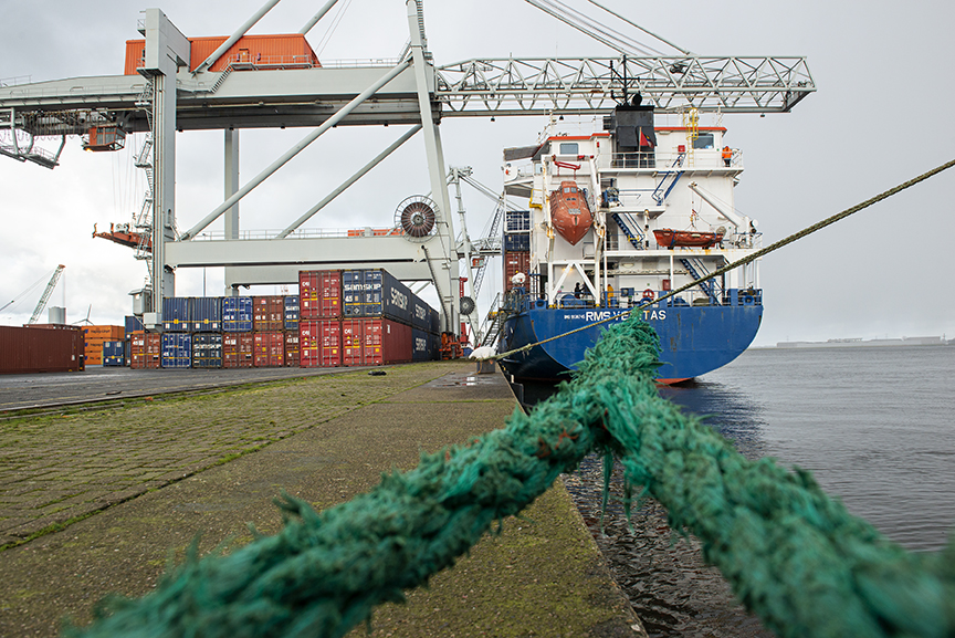 Samskip TMA Logistics Amsterdam